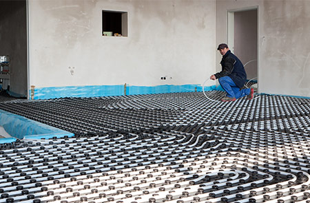 Frans Willems vloerverwarming